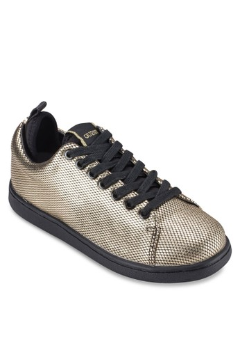 Raniesprit地址a 閃飾繫帶運動鞋, 女鞋, 鞋