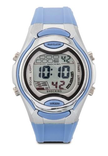 中性糖esprit童裝門市果色電子錶, 錶類, 其它錶帶