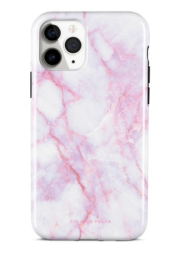 Polar Polar pink Pink White Dual-Layer Tough Case Glossy For iPhone 11 Pro 9D89EAC78C9ECFGS_1