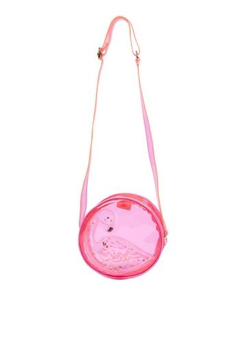 Du Pareil Au Même (DPAM) pink Pink Bag A4656KCD5DE64AGS_1