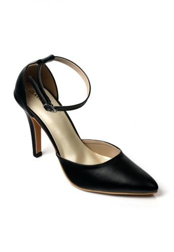 High Heels Claymore MZ - 10 Black