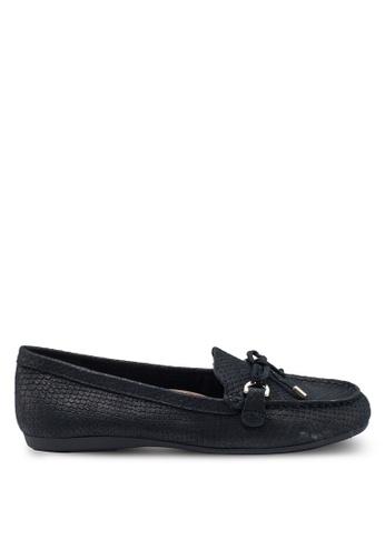 ALDO black Adrerinia Hazel Loafers 7BD90SHDEEDA96GS_1