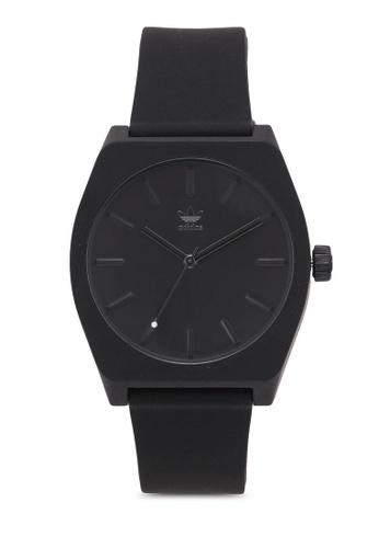 adidas black adidas originals Process SP1 Watch 8F3C6AC014726FGS_1