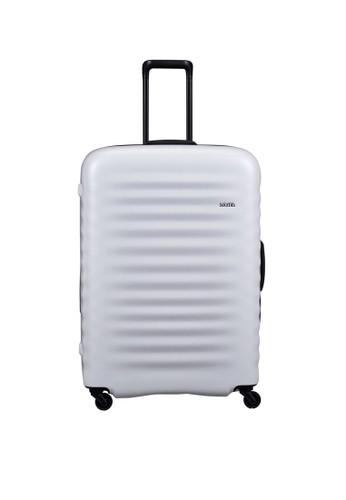 Lojel grey Alto Koper Hardcase Large/30 Inch - Light Grey 41C82AC169C5FEGS_1