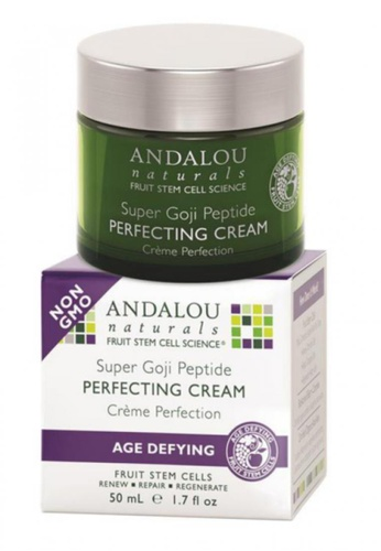 Andalou Naturals Super Goji Peptide Perfecting Cream AN136BE92PALSG_1