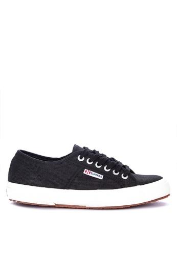 Superga black Cotu Classic Sneakers F7BABSH9906BB1GS_1