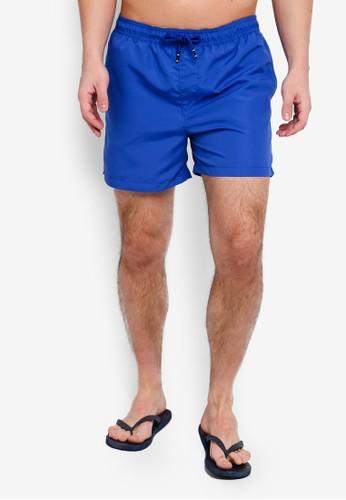 Jack & Jones blue Jjicali Swim Shorts 0D3AAAA0D61604GS_1