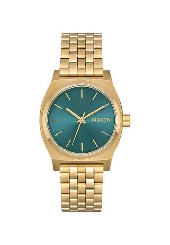 Nixon gold MEDIUM TIME TELLER 1932FAC44933A1GS_1