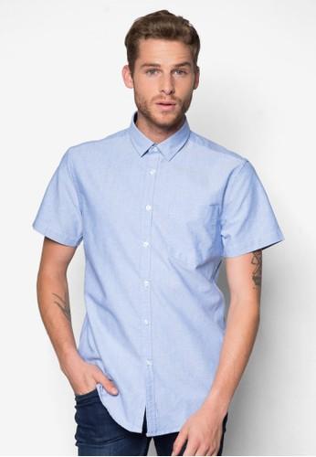 Walteesprit童裝門市r 簡約短袖襯衫, 服飾, 襯衫