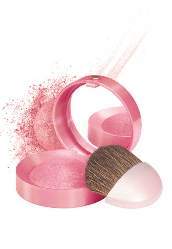 BOURJOIS Bourjois Little Round Pot Blush #54 Rose Frisson BO885BE68NBRSG_1