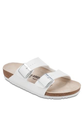 Arizona 扣環雙帶esprit taiwan平底拖鞋, 女鞋, 涼鞋及拖鞋