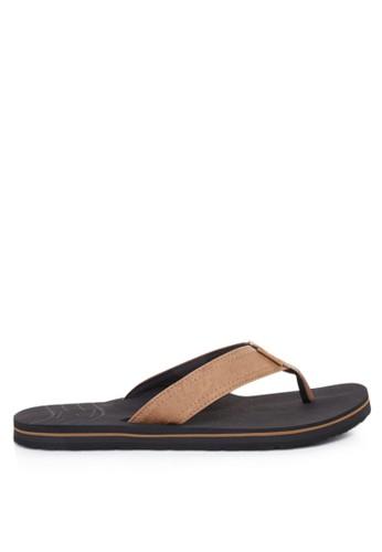 Rip Curl brown P-Low Men Sandals 06C17SHFCF031CGS_1