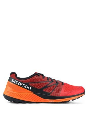 Salomon red Sense Escape Shoes D990FSH44281BCGS_1