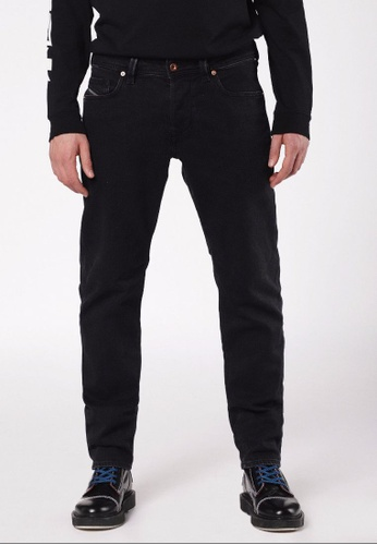 Diesel black Tapered Regular Larkee-Beex Jeans-Den F1659AAB30CBEDGS_1