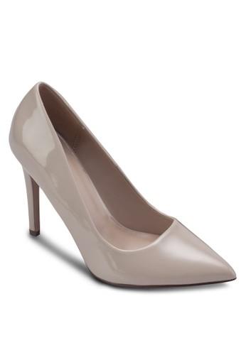 Coozalora 心得la 簡約尖腳高跟鞋, 女鞋, 鞋