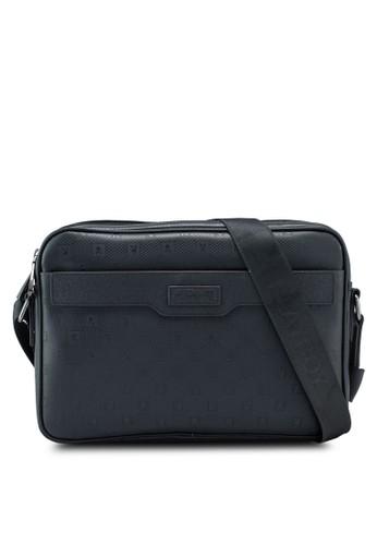 Playboy black Sling Bag 6EEE0AC9A41D26GS_1