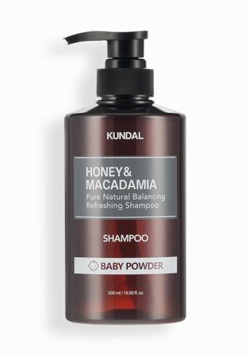 KUNDAL [KUNDAL] Nature Shampoo 500ml Baby Powder C9B5DBEC5FD274GS_1