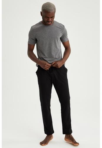 DeFacto grey Man 2-pieces Homewear Set A4189AA64B96F1GS_1