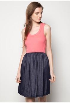 Annabelle Denim Dress