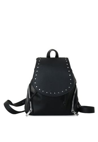 PIMKIE black Studded Backpack 4F780ACE92B76BGS_1
