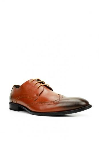 Mario D' boro Runway brown MS 44268 Tan Formal Shoes 2F696SH73E058FGS_1