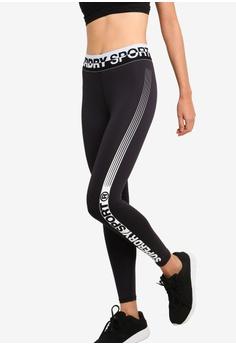 437a5067d66c1 Buy Superdry Women Leggings Online   ZALORA Malaysia