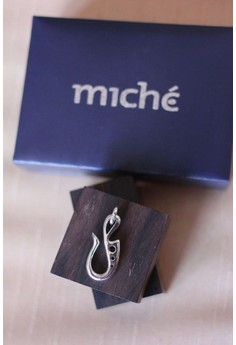Miche Father and Son Collection: Hook Pendant