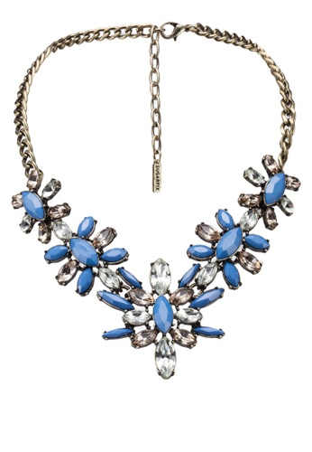 SUGARFIX by BaubleBar - Crystal Statement Necklace