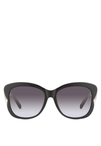 Kate Spade black Chic Sunglasses with Handmade Acetate KA433GL44HXJMY_1