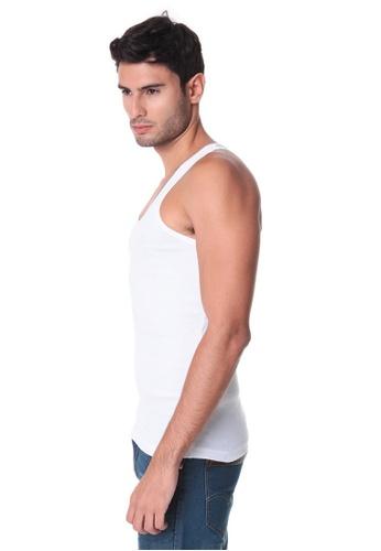Shop Walker Underwear Regular Sando Online On Zalora