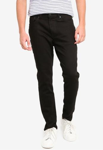 H&M black Skinny Jeans 45C90AAF503B00GS_1