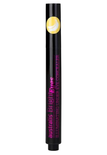 Australis beige Australis Bright Eyes Undereye Concealer - Banana AU782BE75NPKSG_1