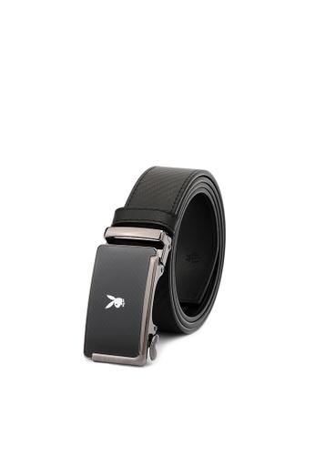 Playboy black 35mm Automatic Belt E5396AC4E9E52CGS_1