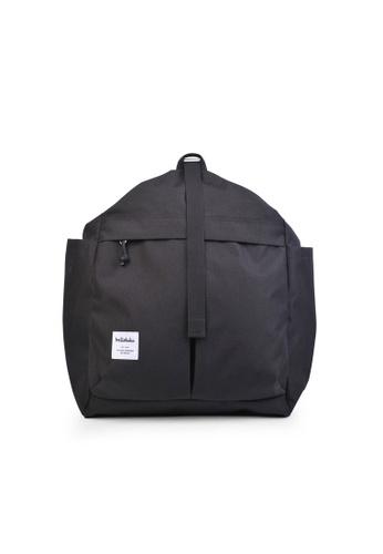 Hellolulu black Kody - Simple Day Pack HE813AC2UOFXHK_1