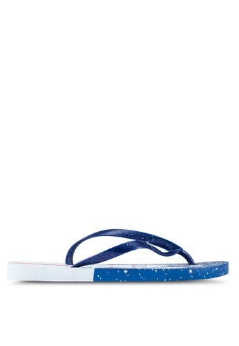 Ipanema blue Ipanema I Love Space Flip Flops IP362SH0ROE5MY_1