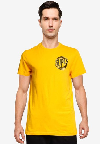 Superdry gold Campus Tee 4927CAA16032FFGS_1