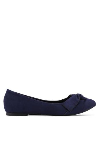 Bata blue Ballerina Flats CF5D4SH6982070GS_1