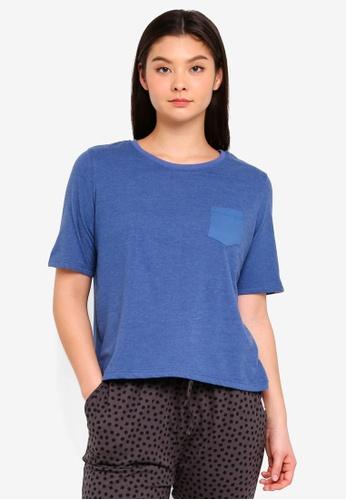 Cotton On Body blue Boxy T-Shirt 26893AAA757596GS_1