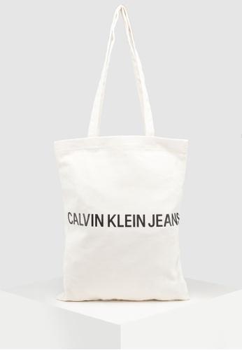 1c5dd90fd189ff Calvin Klein green Tote - Calvin Klein Accessories 47374AC3269BE2GS_1