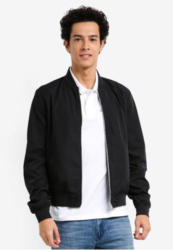Calvin Klein multi Owran Reversible Bomber Jacket - Calvin Klein Jeans 3A1A5AA57C10C7GS_1