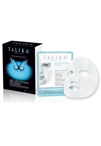 Talika Bio Enzymes Mask Set -  Anti Aging/ Brightening/ Hydrating (Travel Set) TA198BE56TVVSG_1