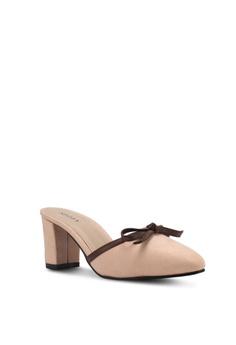 848b678c5e6 Spiffy Evening Trendy Block Heels RM 75.40