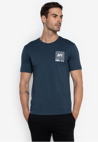 Nike navy As M Nsw Tee Cltr Af1 1 Gx 1BDC3AA009A8ABGS_1