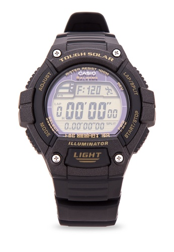 Casio black Digital Watch W-S220-9AVDF CA076AC84LSXPH_1