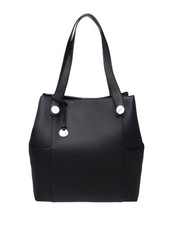 Obermain black Obermain London Shoulder - Black 21A2DAC7691FD6GS 1 f8e6b8691a