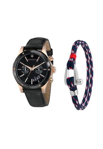 Circuito Alpha : Buy maserati circuito quartz watch r8871627001 black leather strap