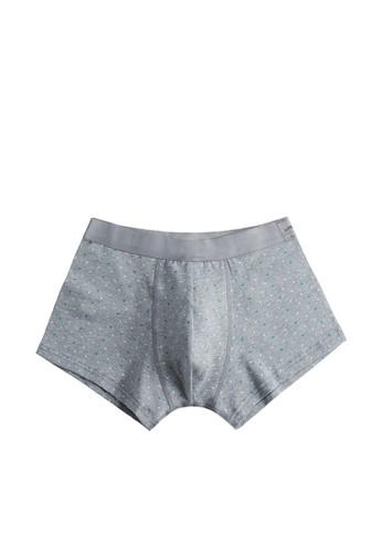 幾何四角esprit女裝褲(有機棉)-93011-灰, 服飾, 平角內褲