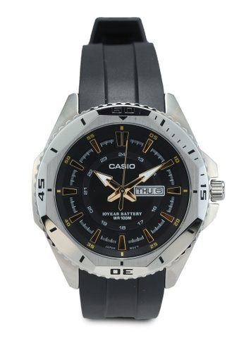 Casio black Casio MTD-1085-1AVDF 5EB40ACDDB130EGS_1