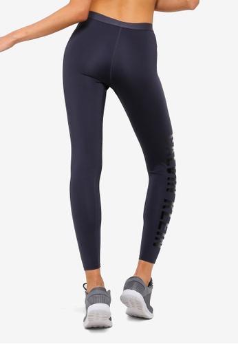 2810f2e5e9e5b6 Buy Calvin Klein Side Logo 7/8 Leggings - Calvin Klein Performance ...
