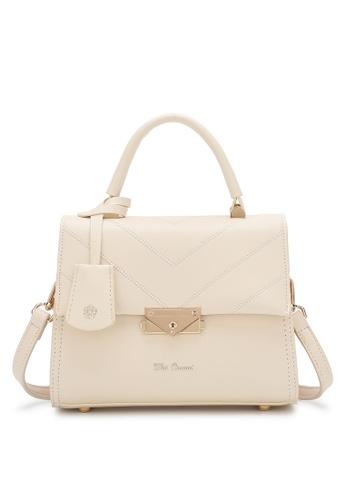 Wild Channel white Top Handle Bag 54B74AC749C155GS_1